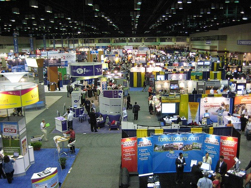7 tips to market your business effectively at trade shows for Trade exhibition