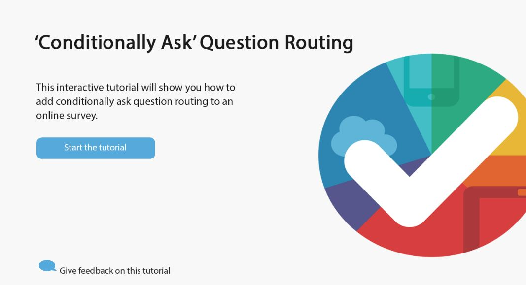 conditional ask tutorial