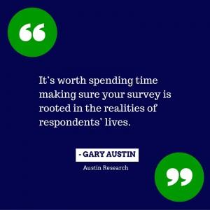 Gary Austin quote _respondents