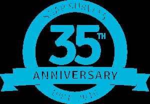 35 years badge - 306
