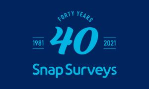 Snap Surveys 40th Anniversary