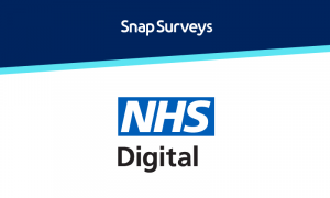 NHS Digital and Snap Surveys