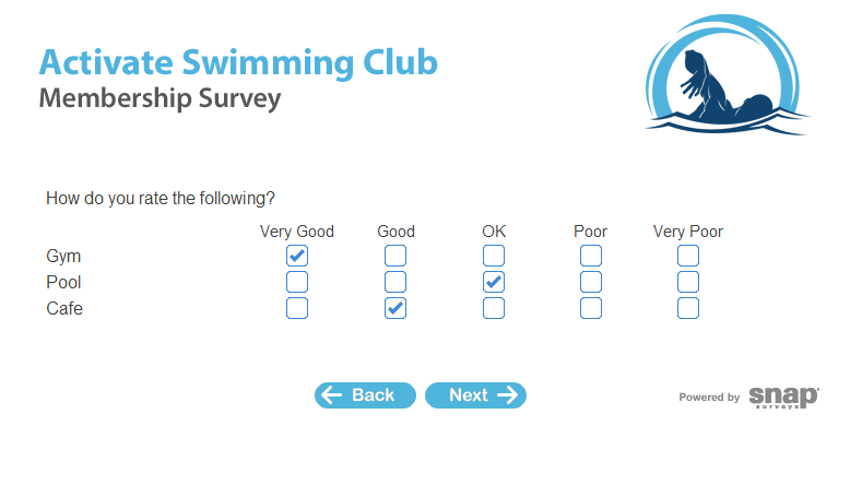 Sample Surveys Snap Surveys