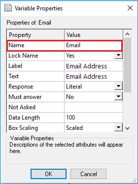 variable properties name
