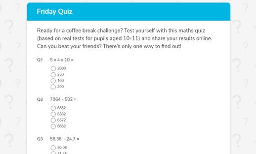Create Engaging Quizzes Snap Surveys
