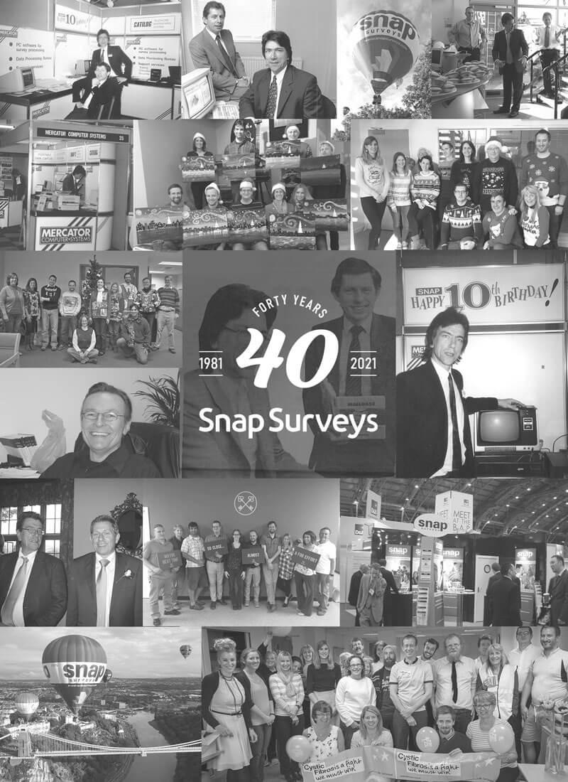 Snap Surveys celebrates 40 years